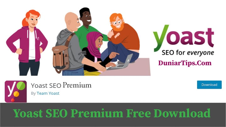 Yoast SEO Premium Free Download Latest